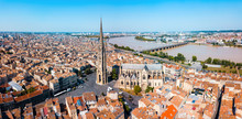 Bordeaux Aerial Panoramic View...