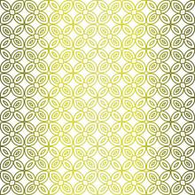 Beautiful Seamless Geometric Ornament Vector Illustration. Abstract.