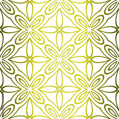Türaufkleber Künstlich Geometric Pattern With Hand-Drawing Ornament. Vector Super Illustration. For Fabric, Textile, Bandana, Scarg, Colored Print