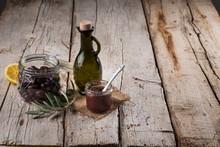Olives, Olive Oil  And Olive P...