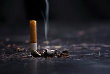 World No Tobacco Day Concept S...