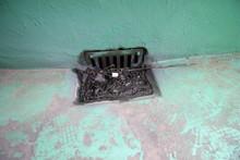 屋上の排水溝(ドレン)の防水工事