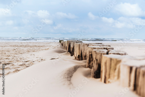 Canvas Prints North Sea Am Strand