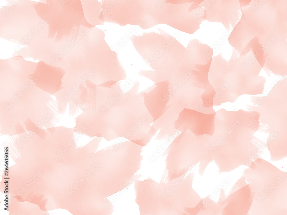 Abstract painting watercolor colorful for background or backdrop.