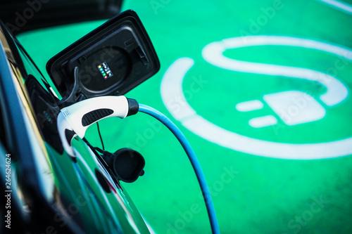 Fotomural Elektromobilität / E mobility - 2