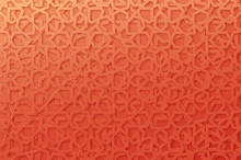 Arabic Pattern Background. Islamic Ornament Vector.