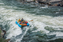Rafting On The Rogue River In Southern Oregon