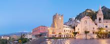 Taormina - The Square Piazza I...