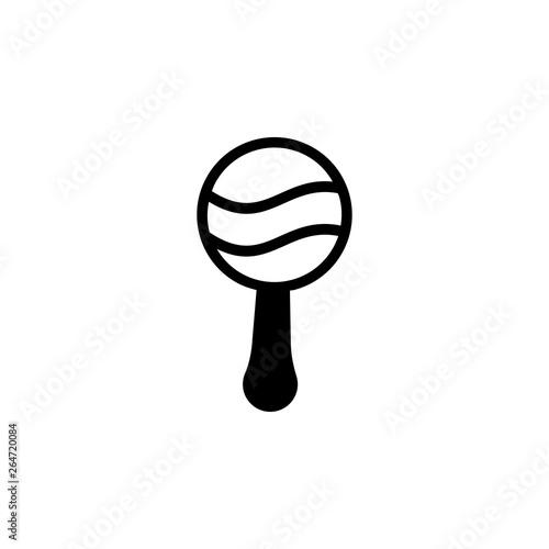 Stampa su Tela Lolilop icon vector
