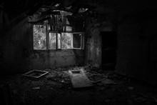 Abandoned Old Hospital