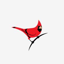Northern Red Cardinal Bird Sign