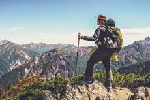 Epic Adventure Of Hiker Do Tre...