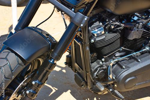 American Motorcycle.