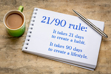 Develop Habit And Lifestyle 21...