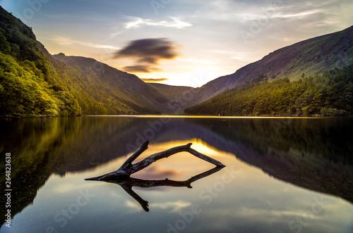 Valokuva  Glendalough Lake