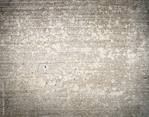 Monochrome texture with shades of gray and brown. Old grunge cement concrete background.