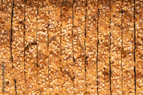 Photo  Sprouted Grains Bread Texture
