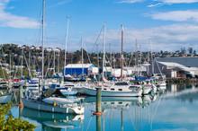 Port Nelson, New Zealand