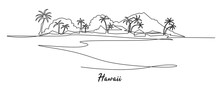 Hawaii Landscape Continuous On...
