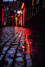 Red Ligths Of A Famous Red Lig...
