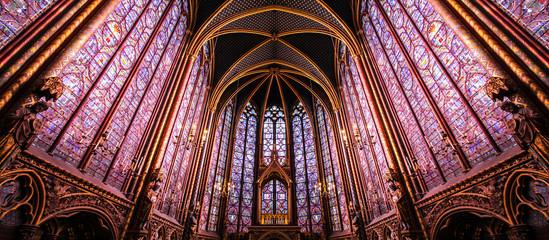 Pariz / Sainte Chapelle - Gornja kapela