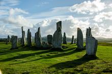 Temple Celtique Menhirs