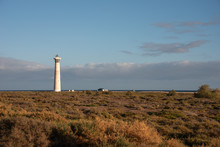 Morro Jable Lighthouse During ...