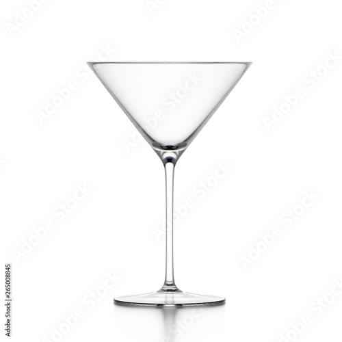 Cuadros en Lienzo  Martini cocktail glass