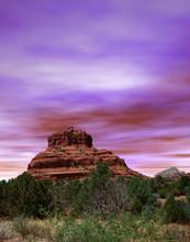 Bell Rock Sedona Arizona Mountains