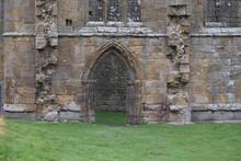 Ruins At Egglestone Abbey