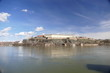 Blick auf die Festung von Novi Sad