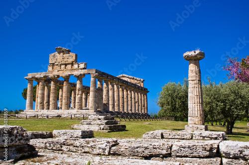 Photo Temple of Athena, Paestum