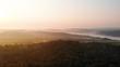 Sunrise in Knox County Maine USA