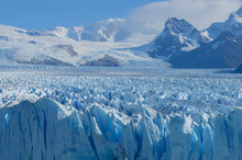 Patagonia, Perito Moreno Blue Glacier El Calafate - Argentina - South America
