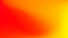 Abstract Gradient  Orange Background