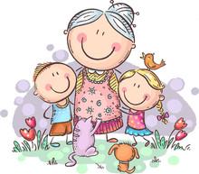 Everyone Loves Granny, Grandmo...