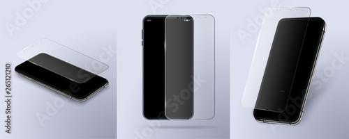 Obraz na plátně Screen Protector Glass