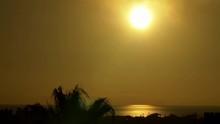 Sunrise Over The Mediterranean...