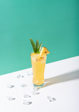 Iced Pineapple Punch Cocktail ...