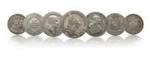 Germany German Silver Coins Th...