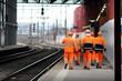 Bahnarbeiter VIII