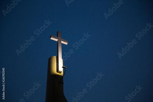 Photo  Crosses according to Christian faith