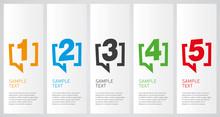 Colorful Infographics Design V...