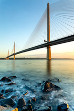 The Queensferry Crossing,Scotland
