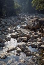 Lower Yosemite Falls Stream Bed