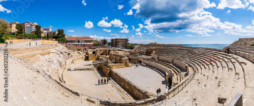 Photo  Ancient  Roman Amphitheater