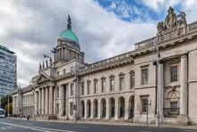 Custom House, Dublin, Ireland