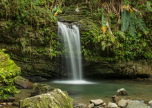 Waterfall Expoure