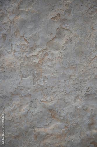 Foto auf AluDibond Alte schmutzig texturierte wand white stone texture