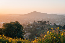 Sunset View From Mount Helix I...